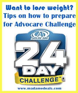 advocare challenge