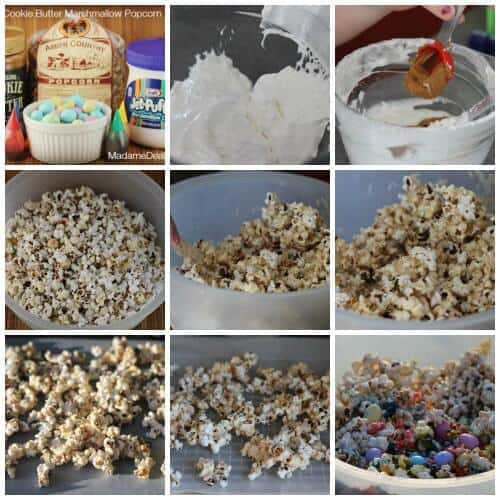 cookie butter marshmallow popcorn 2