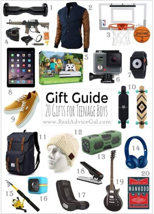 gift ideas for teens madame deals