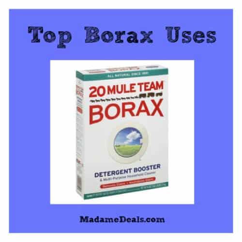 borax uses