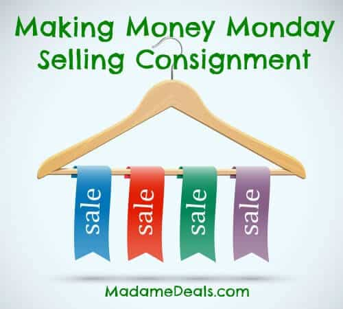 making money sell consignment