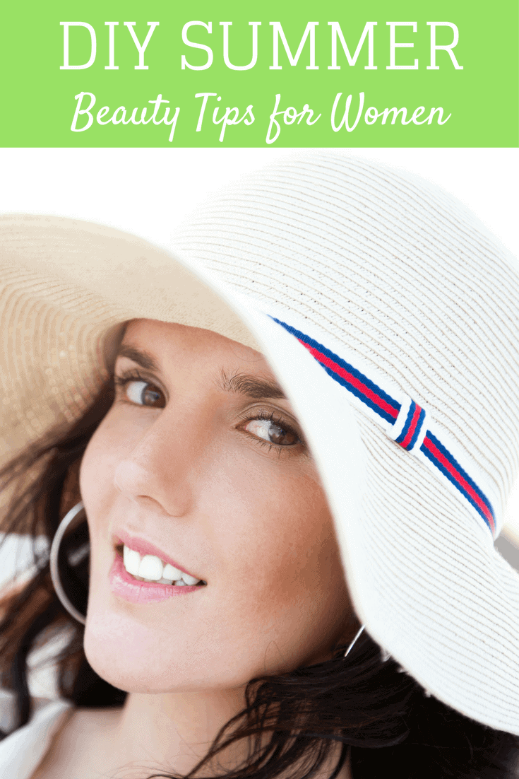 DIY Summer Beauty Tips are a must in the hot Southern weather!  These tips are ideal for making sure your look stays amazing even with hot temperatures!