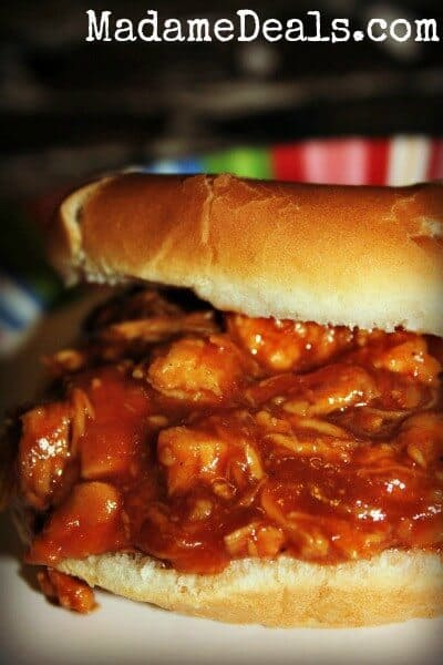 Pulled-Chicken
