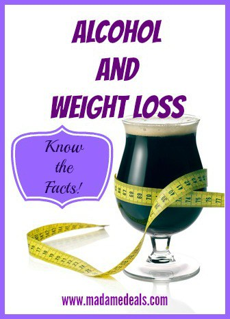 Alcohol and Weight Loss