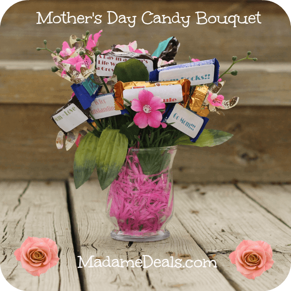 Mother's Day Candy Bouquets
