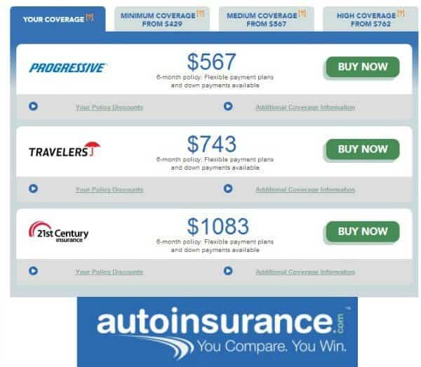 Health Insurance Comparison  Free Insurance Quotes
