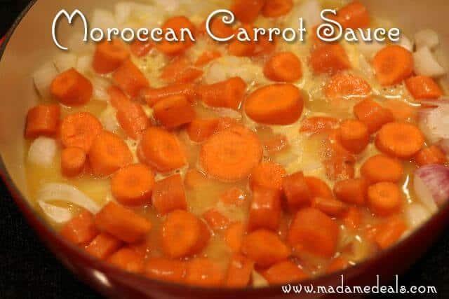 carrot-sauce