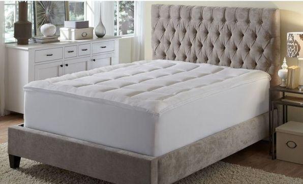 fiberbed mattress pad
