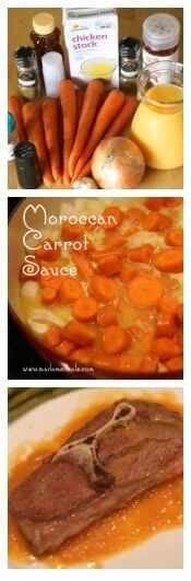 moroccan carrot sauce