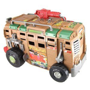 ninja turtle truck