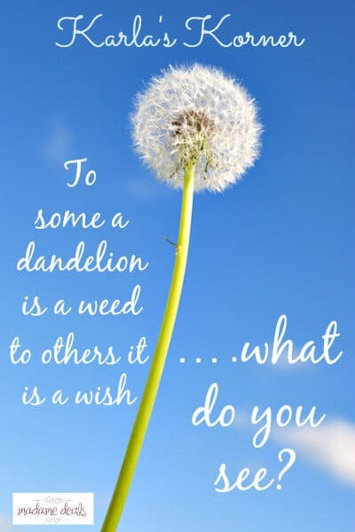 Weeds and Wishes
