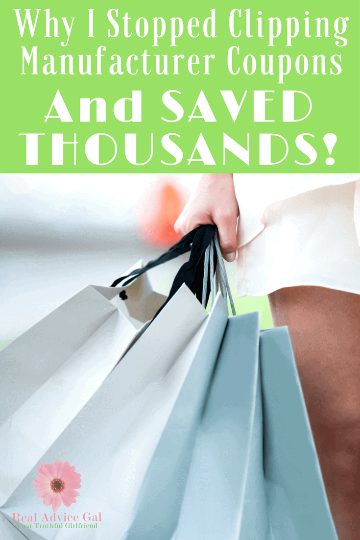 Manufacturer Coupons are so hot!  But I am telling you why I stopped clipping and started saving even more! Great Frugal Living Tips!