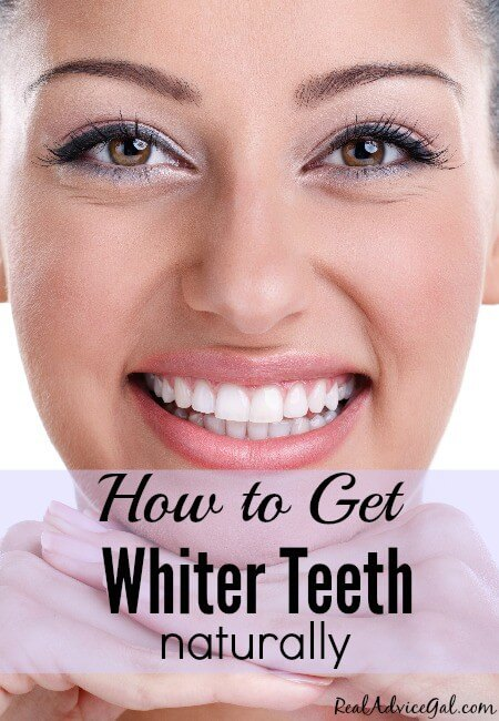 ways to whiten teeth