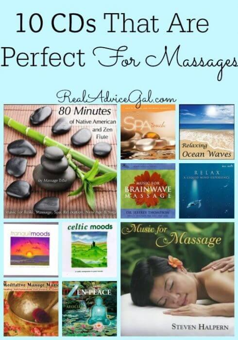 Massage-CD