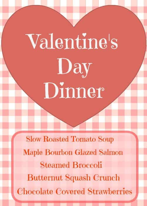Valentine S Day Dinner Recipes For Two