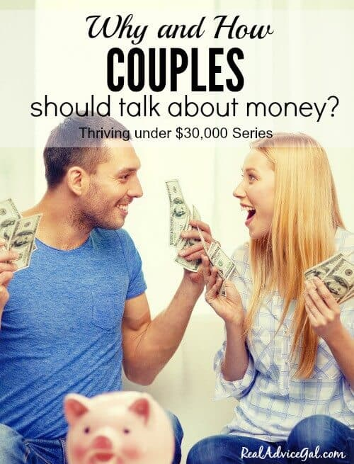 couple money talks
