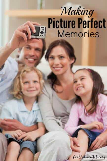 Karla's Korner reminds us to take Picture Perfect Memories. To capture that life in pictures to carry your memories on forever.
