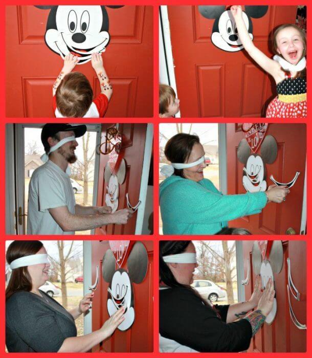 Fun Disney Party Games