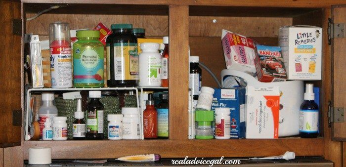 Organize two areas of your home fore $10