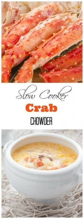 Crockpot Crab And Corn Chowder Recipe Real Advice Gal