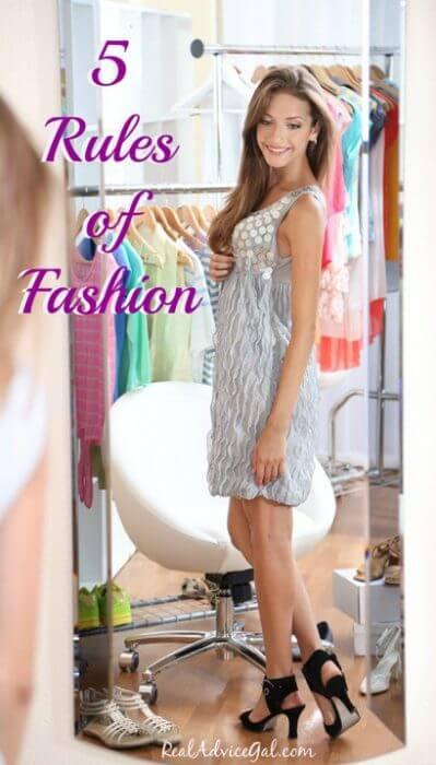 Classic Fashion Tips for Women