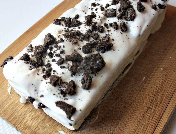icecream cake recipe