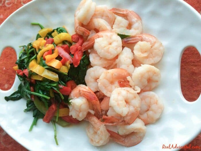 Recipe for Garlic Shrimp