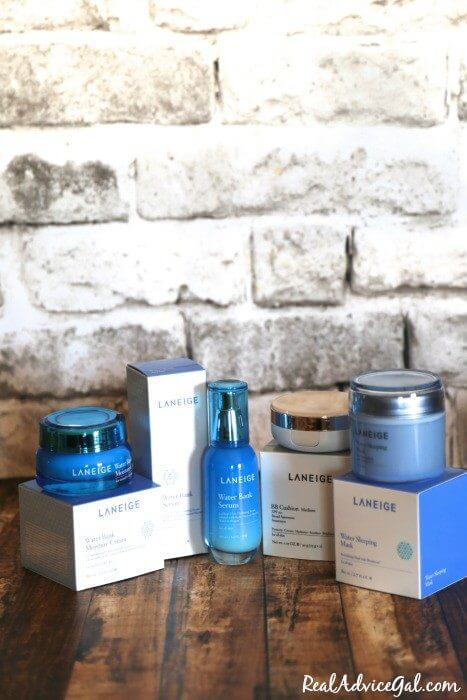 Laneige Skincare Review