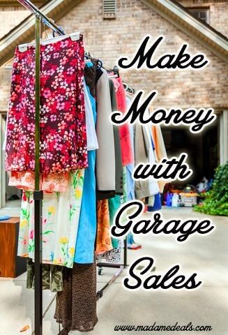 Community Garage Sales