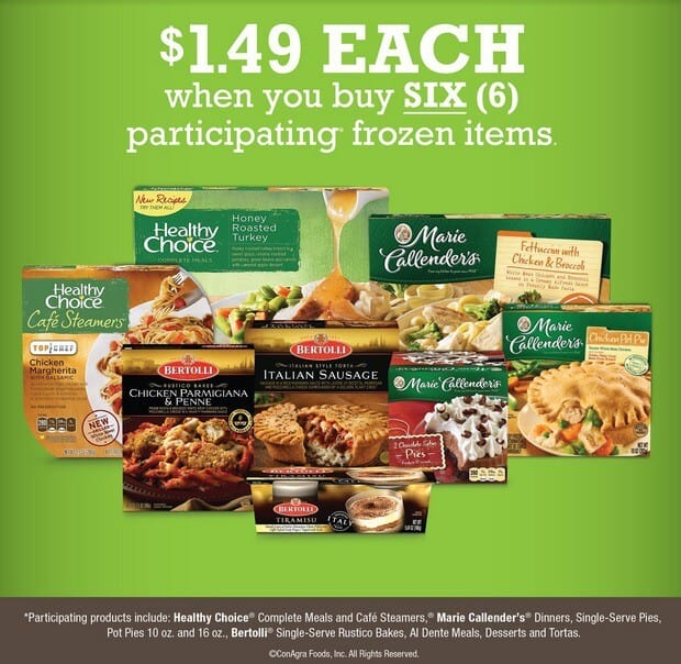 Save On Frozen Meals At Kroger This Week! #FrozenMustBuy