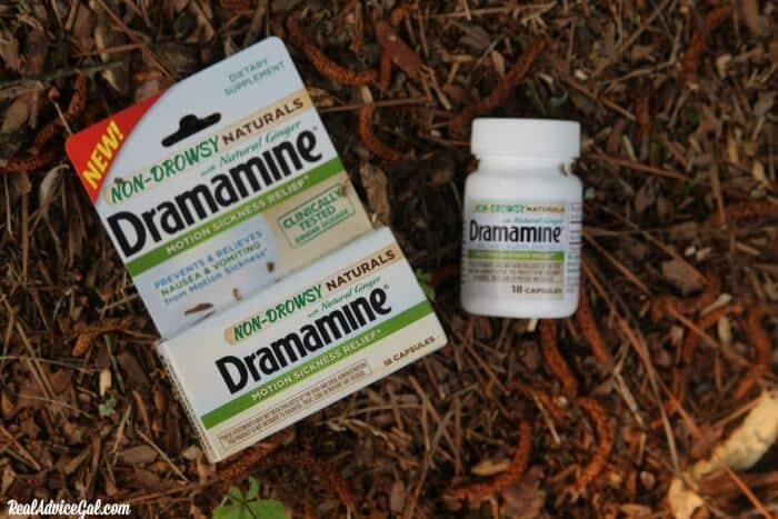 Dramamine Non-Drowsy Naturals