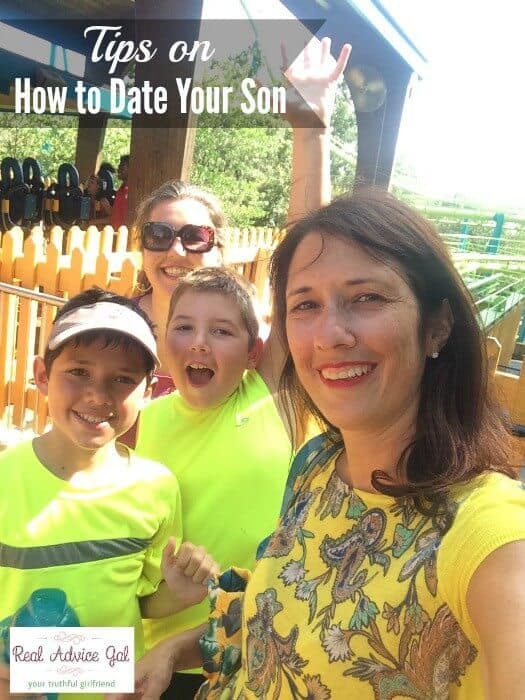 How to Date Your Son