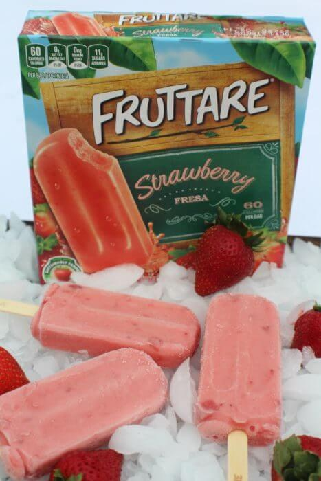 Frutarre Strawberry the new frozen love of my life