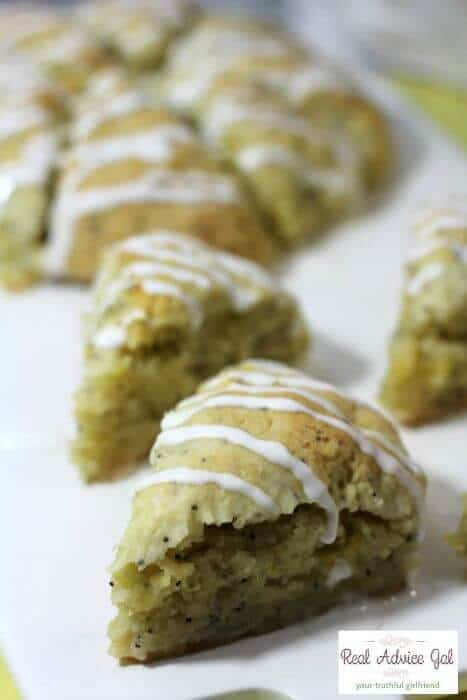 Lemon scones 7