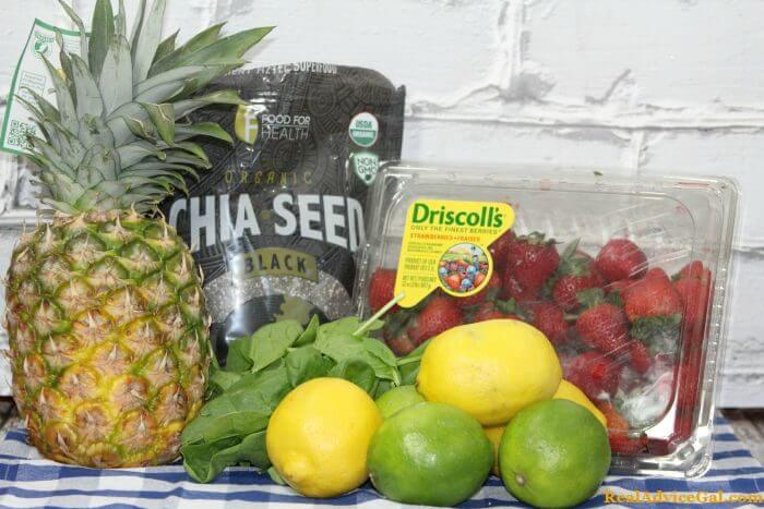Tropical Smoothie Recipe