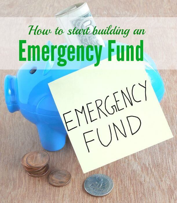 How to Start Building an Emergency Fund?
