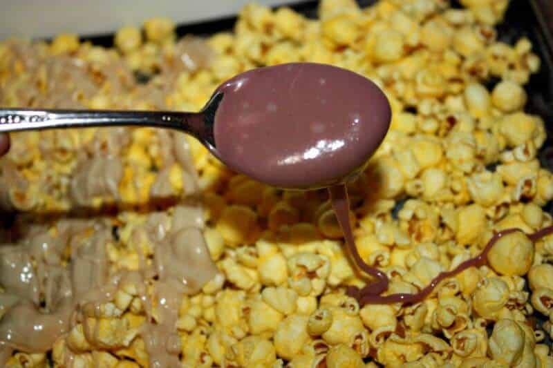 Smucker's Jelly Popcorn