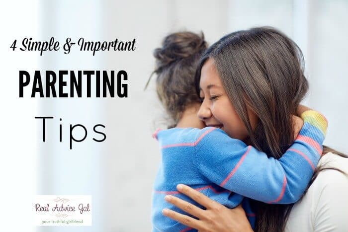 4 Tips to Parenting