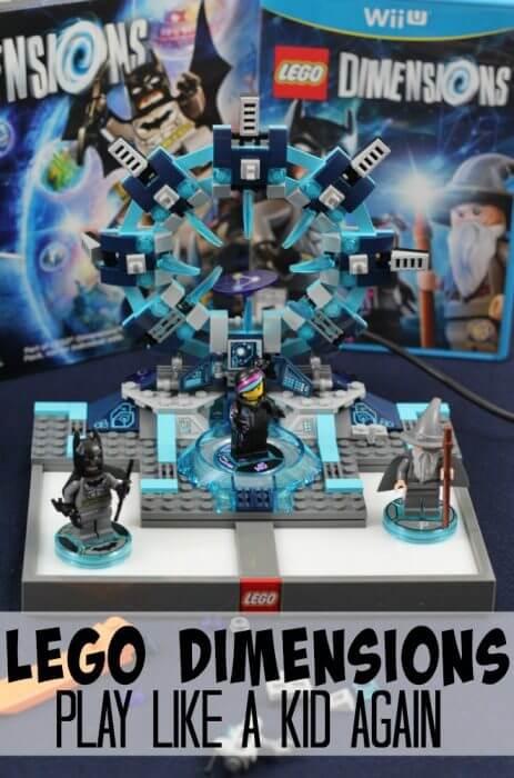 Lego Dimensions Play Like A Kid AGain