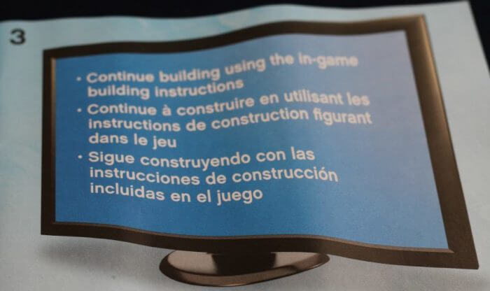 lego dimensions building instructions