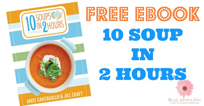 10 soup in 2 Hours eBook