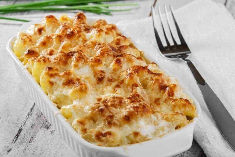 Baked Macaroni & Cheese