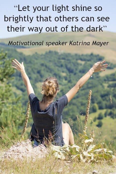 Karla's Korner: Let Your Light Shine