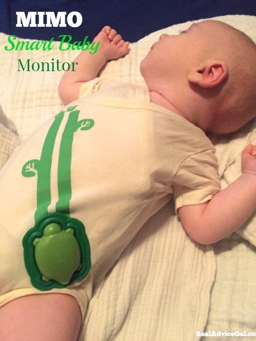 Mimo Smart Baby Monitor
