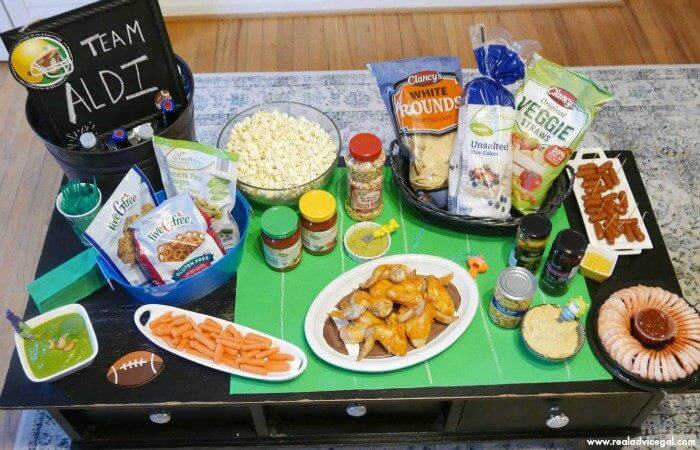 Easy Gluten Free Snack Recipes for Super Bowl Party