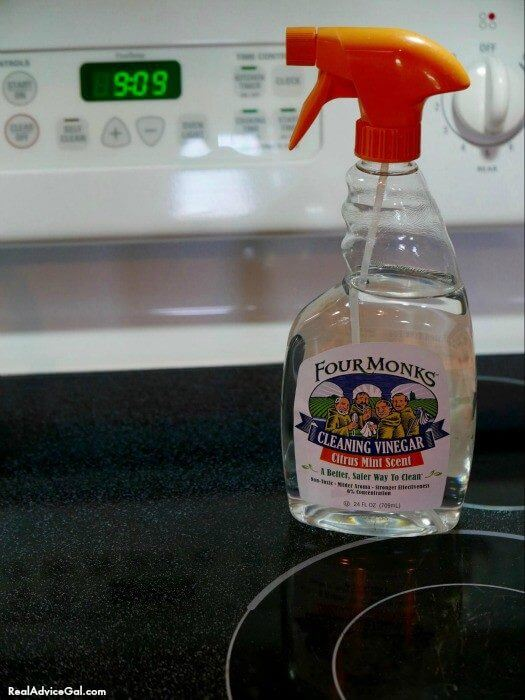 Four Monks Cleaning Vinegar Review