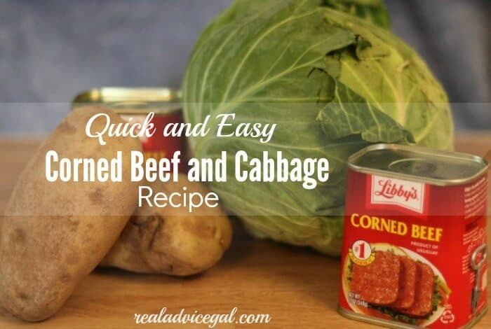 irish corned beef and cabbage recipe