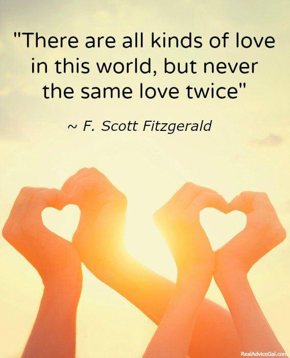 Karla's Korner: Degrees of Love