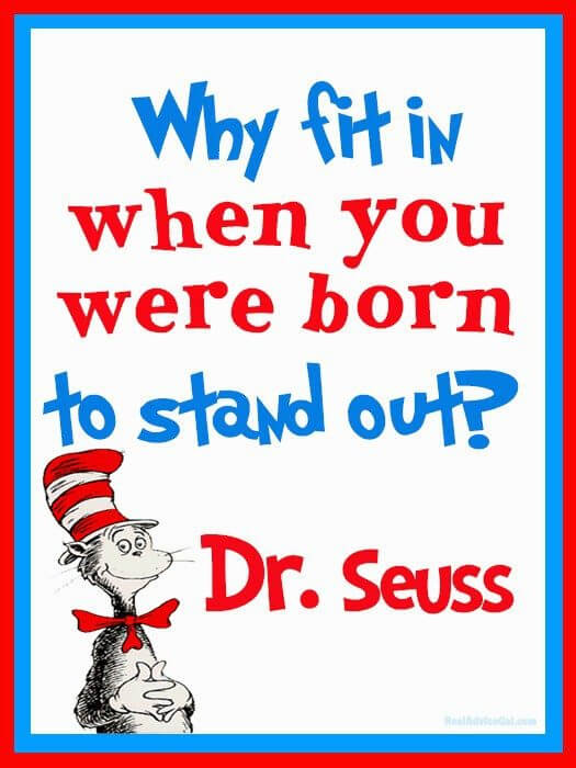 Dr Seuss Archives Real Advice Gal