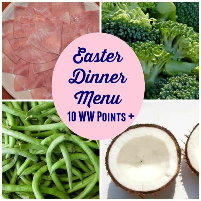 I am hosting Easter dinner and am planning a low calorie meal that is still traditional with healthier versions of my family's favorite dishes.